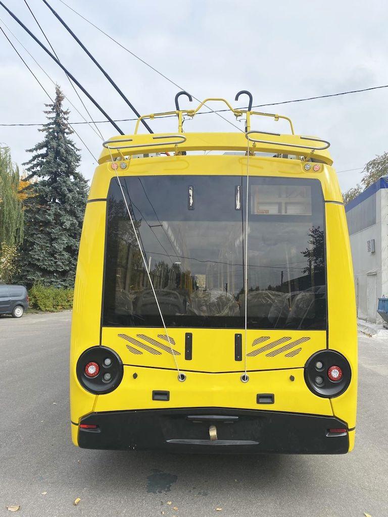 Proizveden prvi od 25 novih trolejbusa za Sarajevo, pogledajte kako izgleda