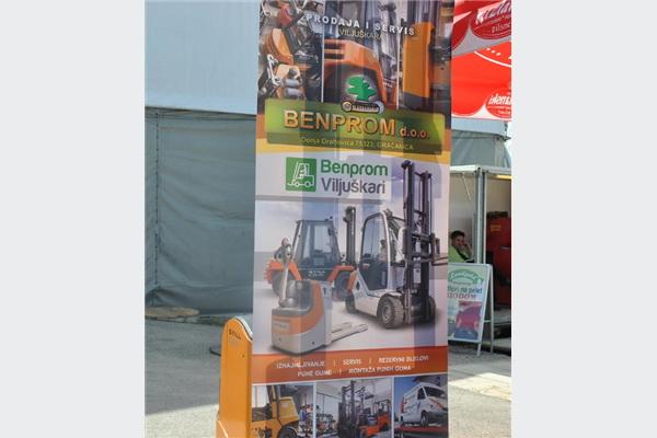 Benprom na sajmu Grapos-Expo po drugi put