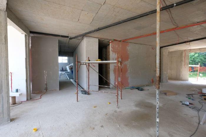 Pri kraju izgradnja sportske dvorane Osnovne škole u Dobroševićima