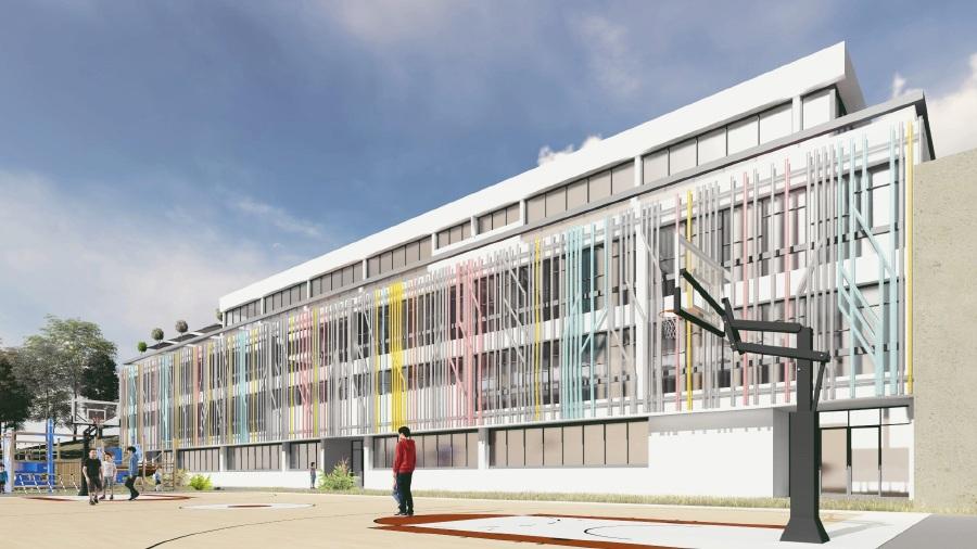 Eko-Teh počinje radove na izgradnji sportske dvorane uz školu Umihana Čuvidina