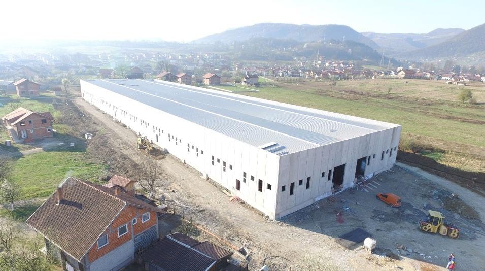 Sportek Kotor Varoš – 8.000,00 m2