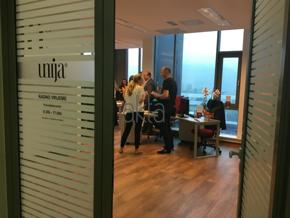 Sarajevski Mujan Finance i ljubljanska Unija udružili snage u Unija MF