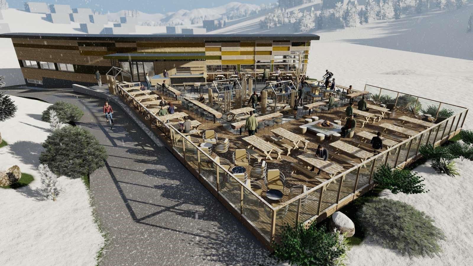 Novi vlasnik otkriva detalje: Ovako će izgledati restoran Benetton na Bjelašnici