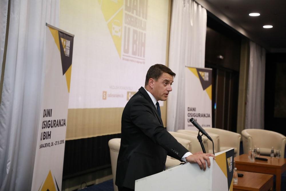 Sarajevo centar industrije osiguranja BiH i regiona