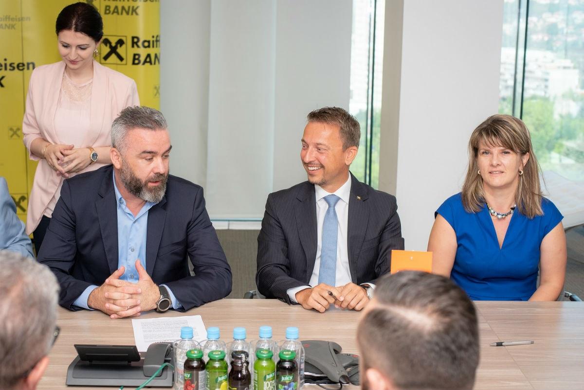 Raiffeisen, BH Telecom, Comtrade i QSS osnovali novu kompaniju ESP BH