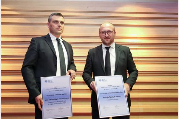 IDC: Nagrade za nabolje IT projekte u Hrvatskoj u 2013. godini