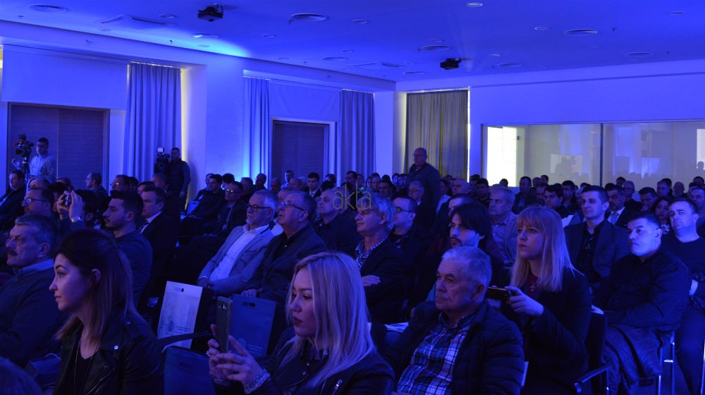 U Mostaru počela peta međunarodna naučno - stručna konferencije SFERA