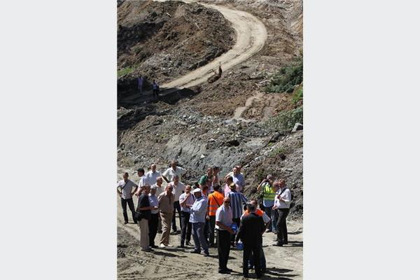 Projekt od 24,3 miliona KM: Započeli radovi bušenja na tunelu Karaula