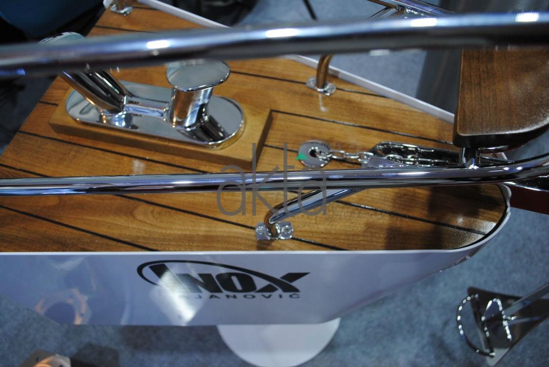 Inox Ajanović proizvodi dijelove za jahte Romana Abramoviča