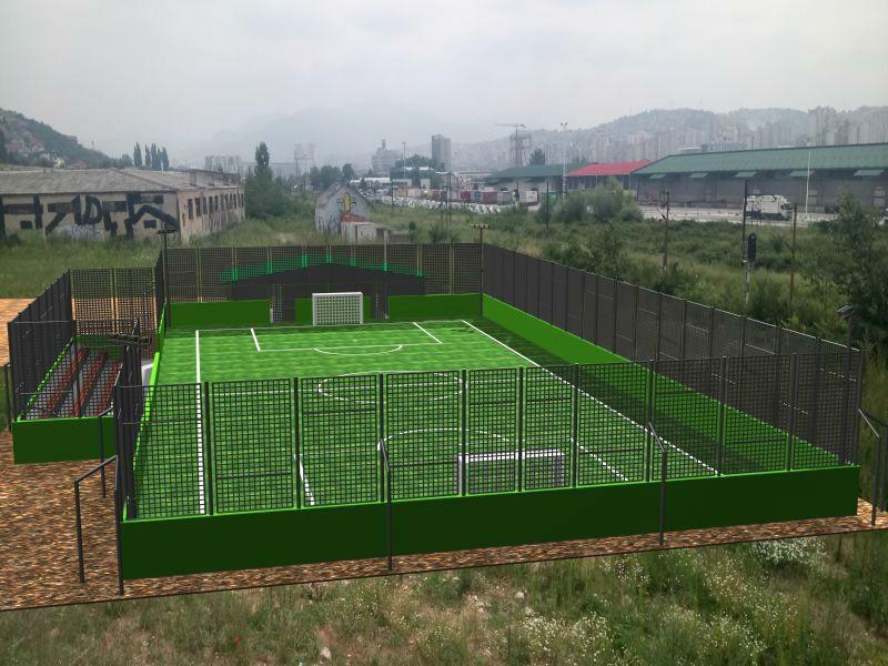 Traži se izvođač radova za izgradnju zamjenskog stadiona 'Braća Kadić'