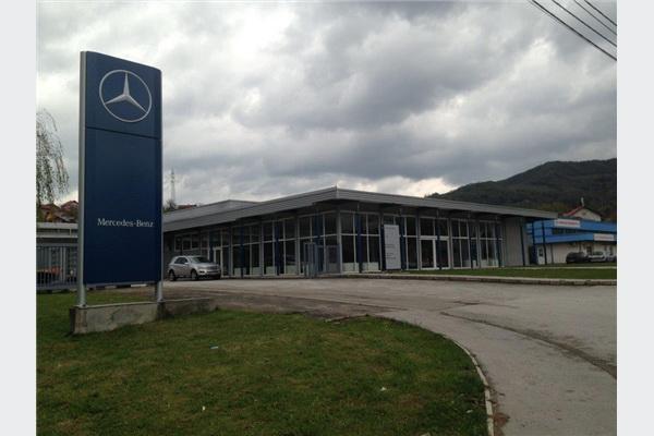 STARline novi direktni ugovorni partner Daimlera AG za BiH