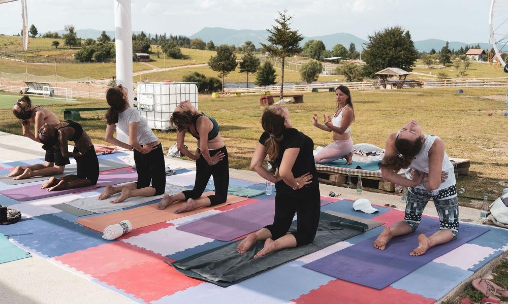 Završen prvi festival joge u BIH