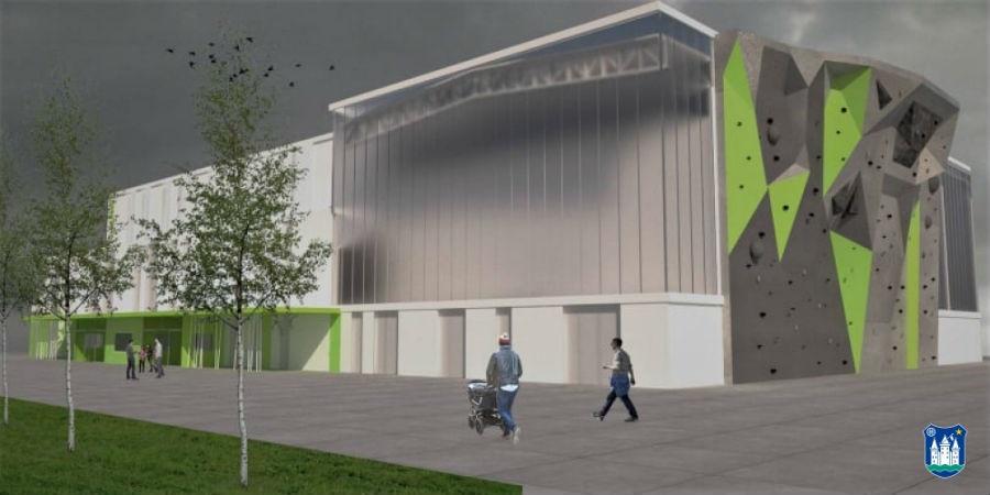 Potpisan ugovor za sanaciju i rekonstrukciju sportske dvorane 'Luke'