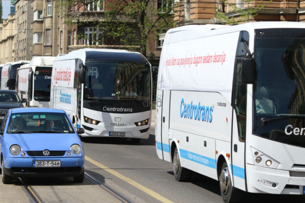 Centrotrans Eurolines obilježio 70 godina postojanja