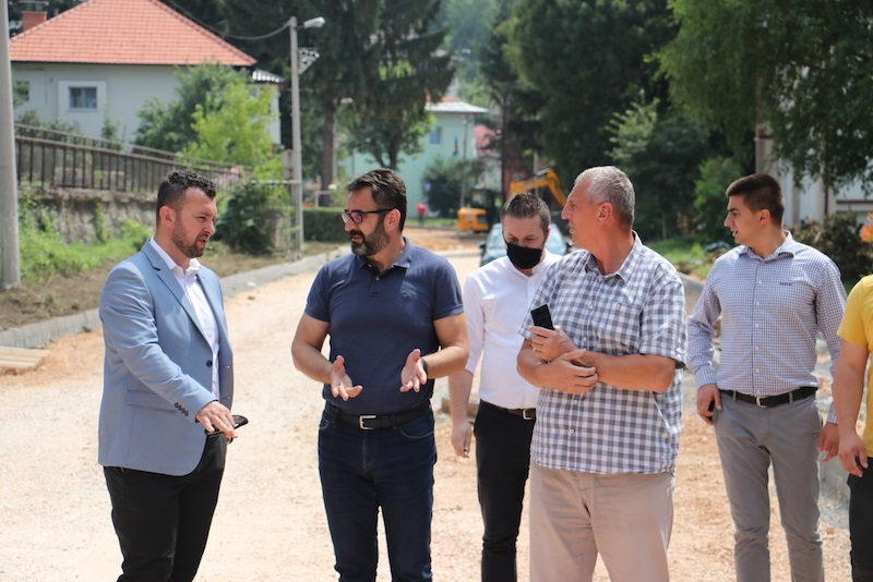 U Kantonu Sarajevo oko 50 aktivnih gradilišta