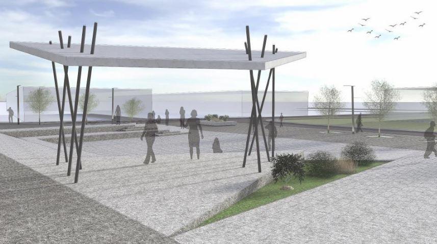 Pogledajte kako će izgledati novi gradski trg u Ilijašu