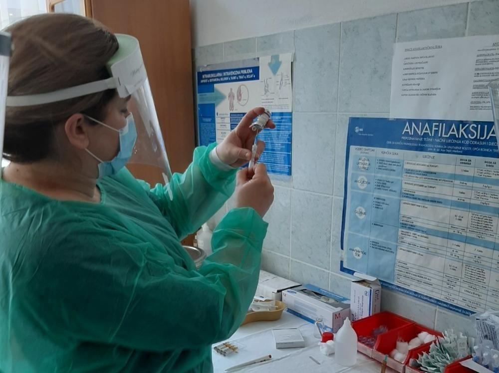 U ZDK provedena praktična proba i vježba pripremljenosti za imunizaciju protiv Covida-19