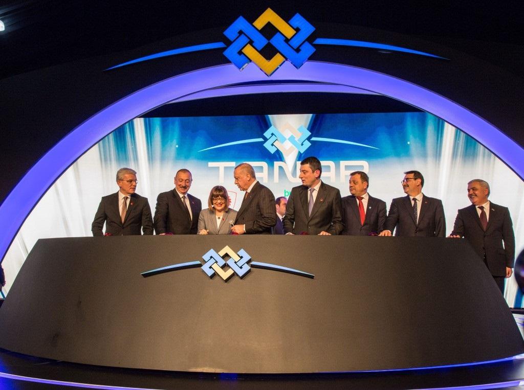 Ozvaničeno povezivanje gasovoda TANAP sa Evropom, profitirat će i BiH