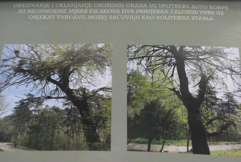 U toku realizacija prve faze uređenja Spomen-parka Vraca