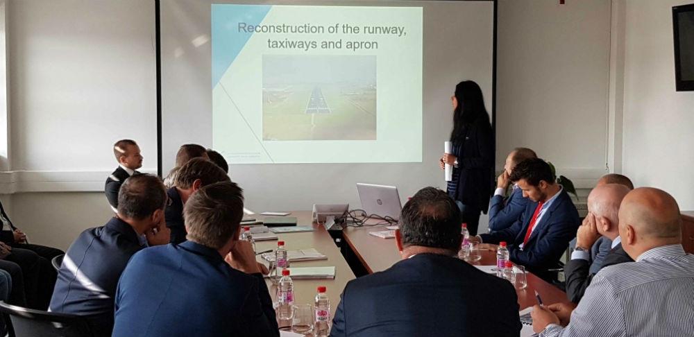 Predstavnici renomiranih austrijskih tvrtki posjetili sarajevski aerodrom