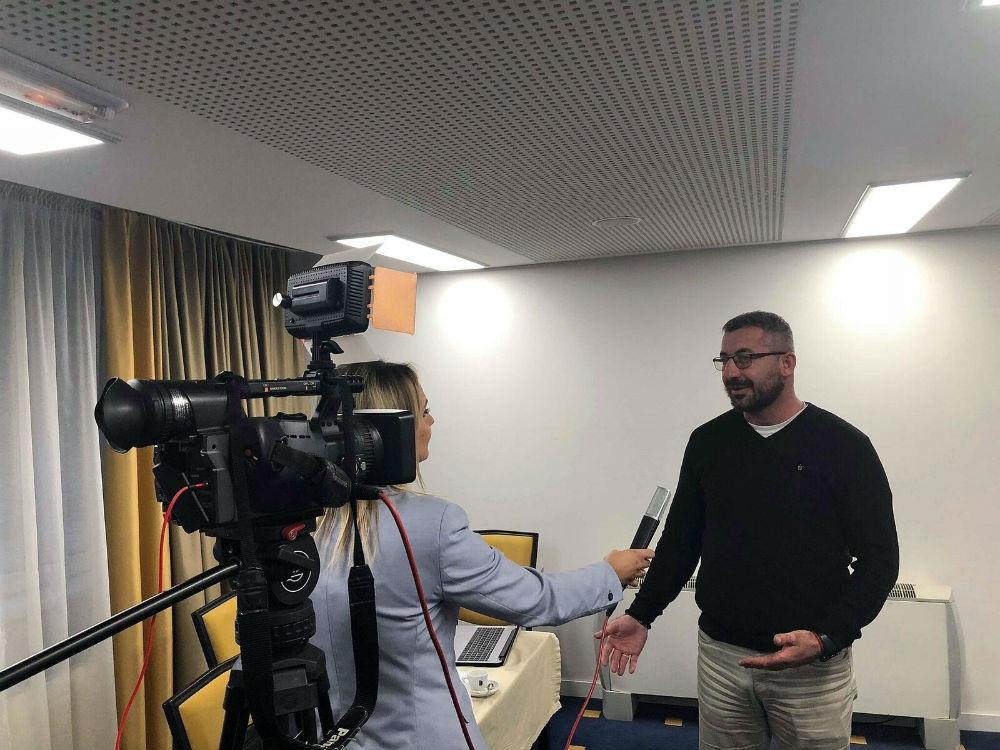 """Zaposlenici MKF Partner na edukaciji """"Kako učestvovati u medijima"""""""