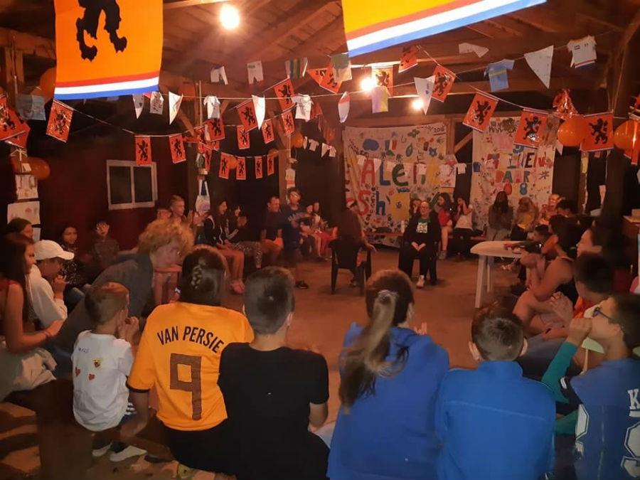 Ljeto provedeno sa fondacijom Wij Helpen Daar
