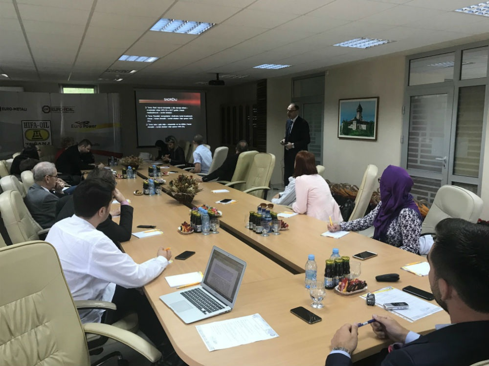 Održan prvi Hifa Oil Media Workshop