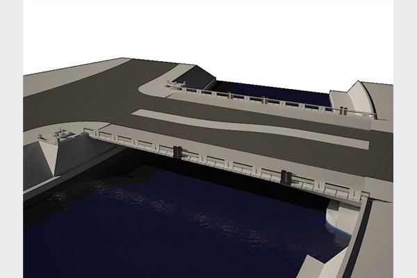 Pogledajte kako će izgledati most na Skenderiji