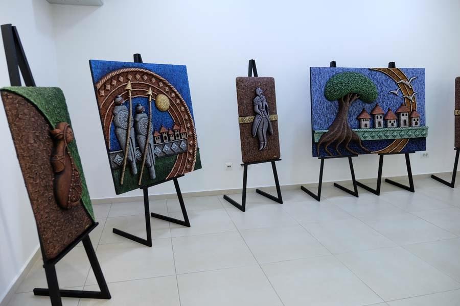 Izložba 'Arhitektura bosanske duhovnosti' u galeriji Općine Novi Grad Sarajevo