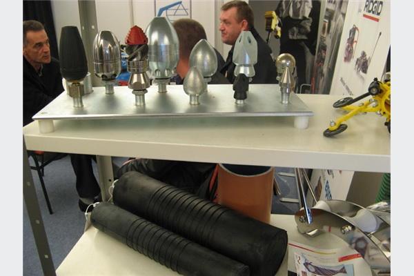 New Gradeko predstavio mašine za održavanje sistema odvodnje