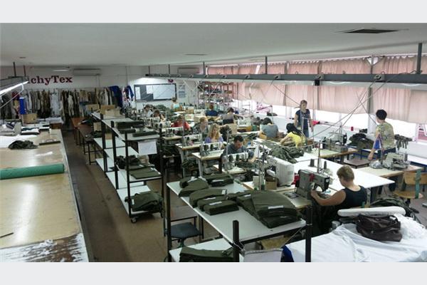 Proizvodi iz Žepča diljem svijeta: 'Elchy-Tex' radi za njemački  L.I.D.E.R.