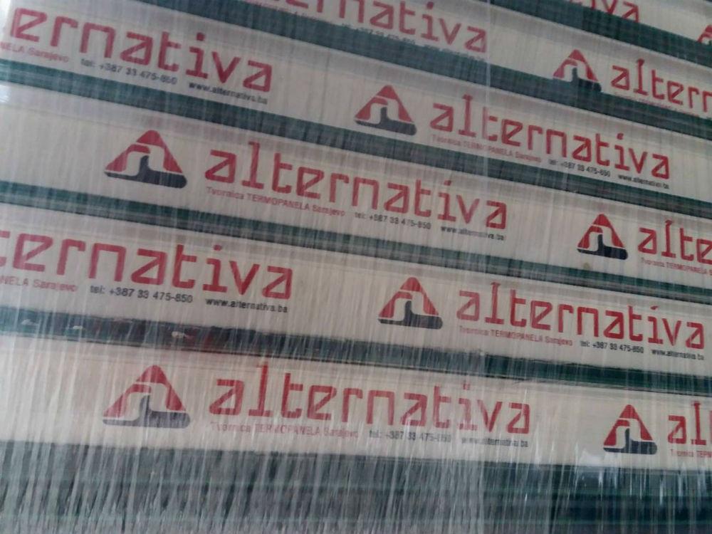 Paneli kompanije Alternativa od sada i u Bingo trgovinama, dogovorena saradnja