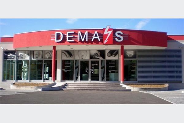 Novo u ponudi firme Dema&S: Intra lighting svjetlosni sustavi