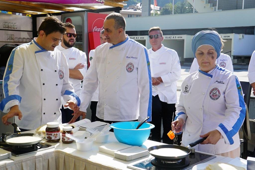 Međunarodni sajam turizma i ugostiteljstva krajem oktobra u Skenderiji