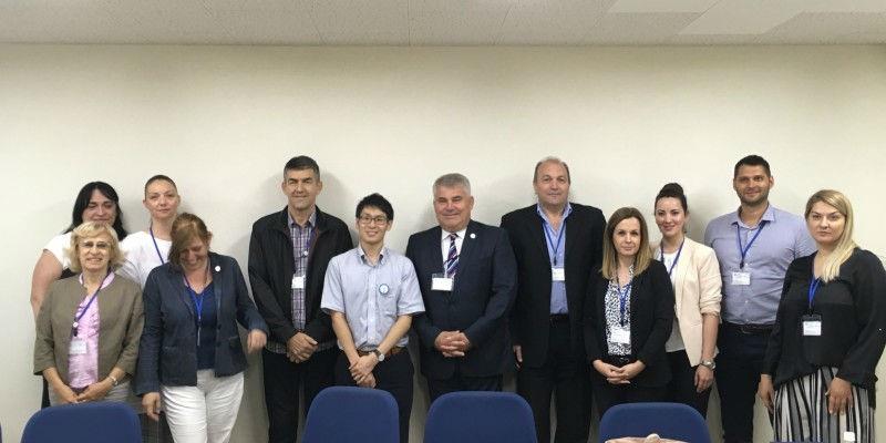 SERDA učestvovala na treningu 'Obuka o japanskom sistemu podrške MSP-ima'