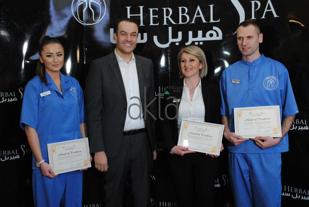 Herbal Spa proslavio treću godinu poslovanja, otvaraju tri nove poslovnice