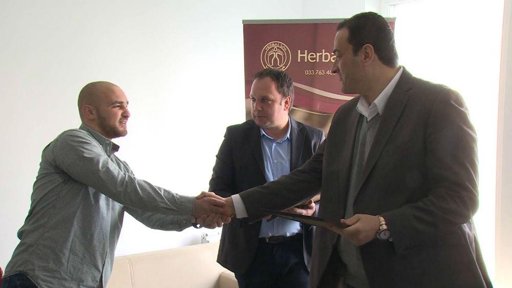 Nezaposlene osobe koje su završile obuku u Herbal Spa dobile zaposlenje