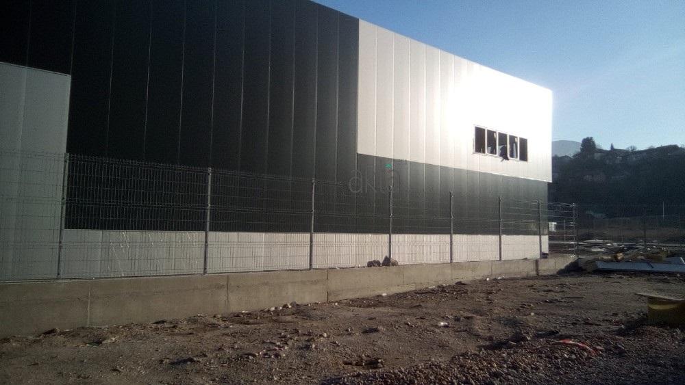 U Privrednoj zoni Hadžići gradi se pogon za proizvodnju keksa