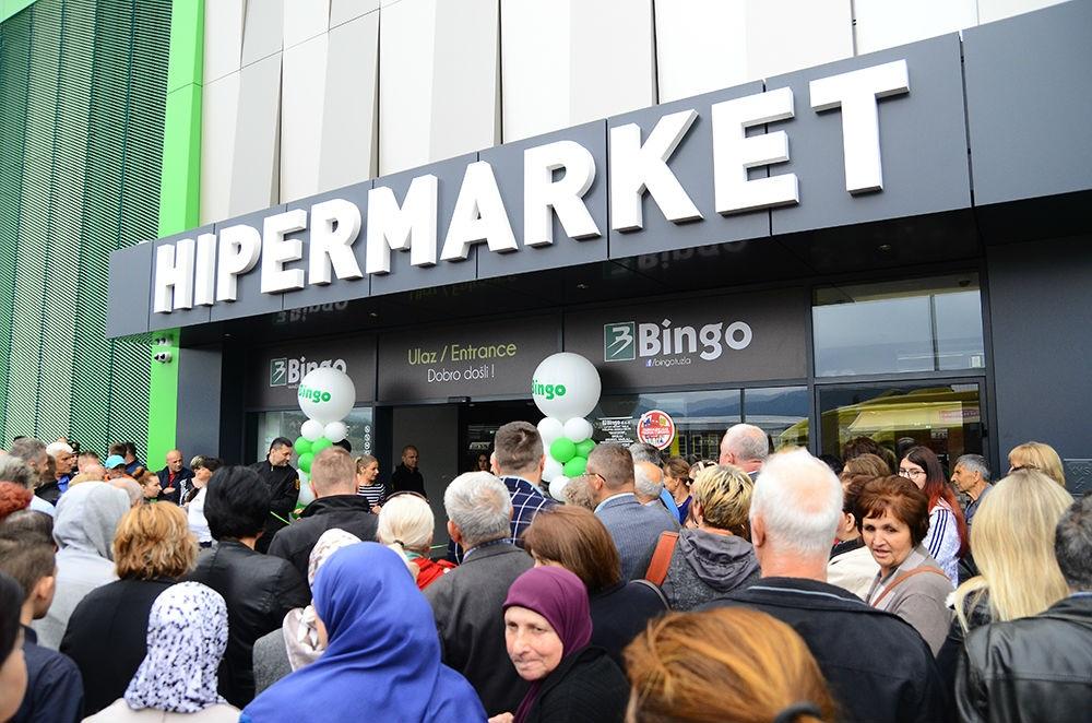 Otvorena 201. poslovnica: Bingo u Maglaju oduševio hiljade posjetilaca