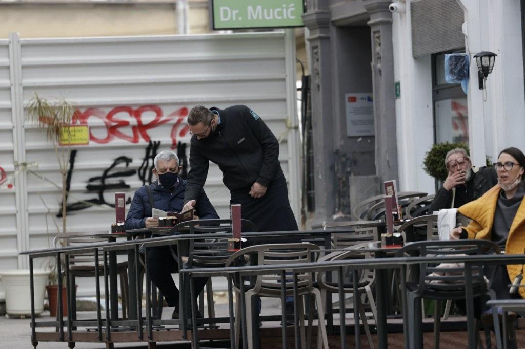 Sarajevski ugostitelji ponovo otvorili bašte objekata