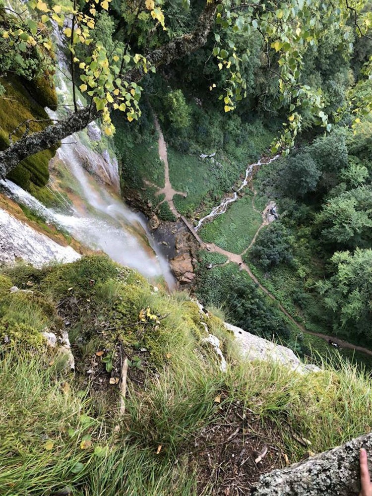 Zlatko Stošić - Vrh vodopada Skakavac