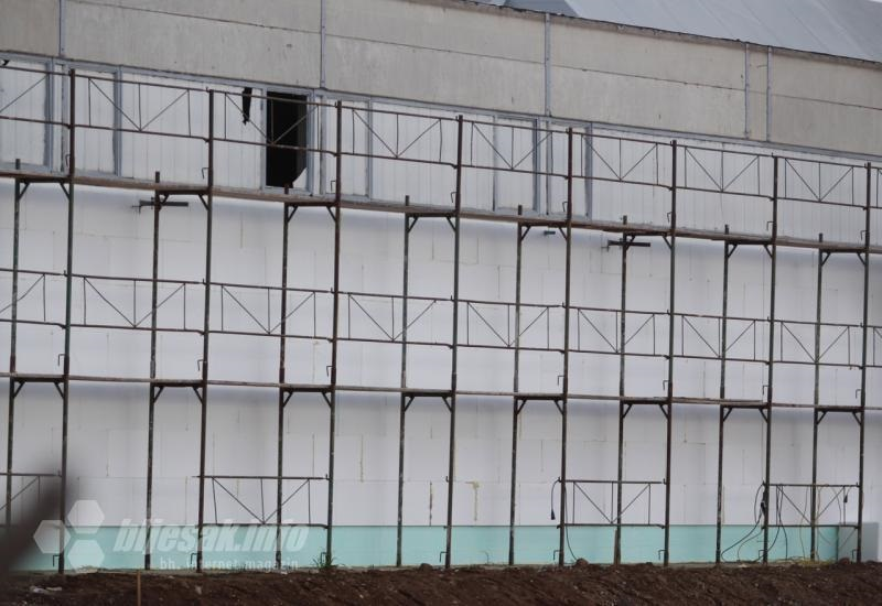 Čapljinska 'Lasta' dobila novi krov i fasadu