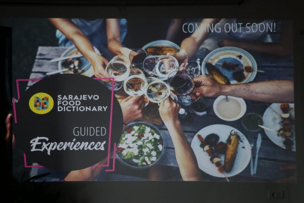 Sarajevo Food Dictionary i Mistral predstavili prvu gastro aplikaciju u BiH