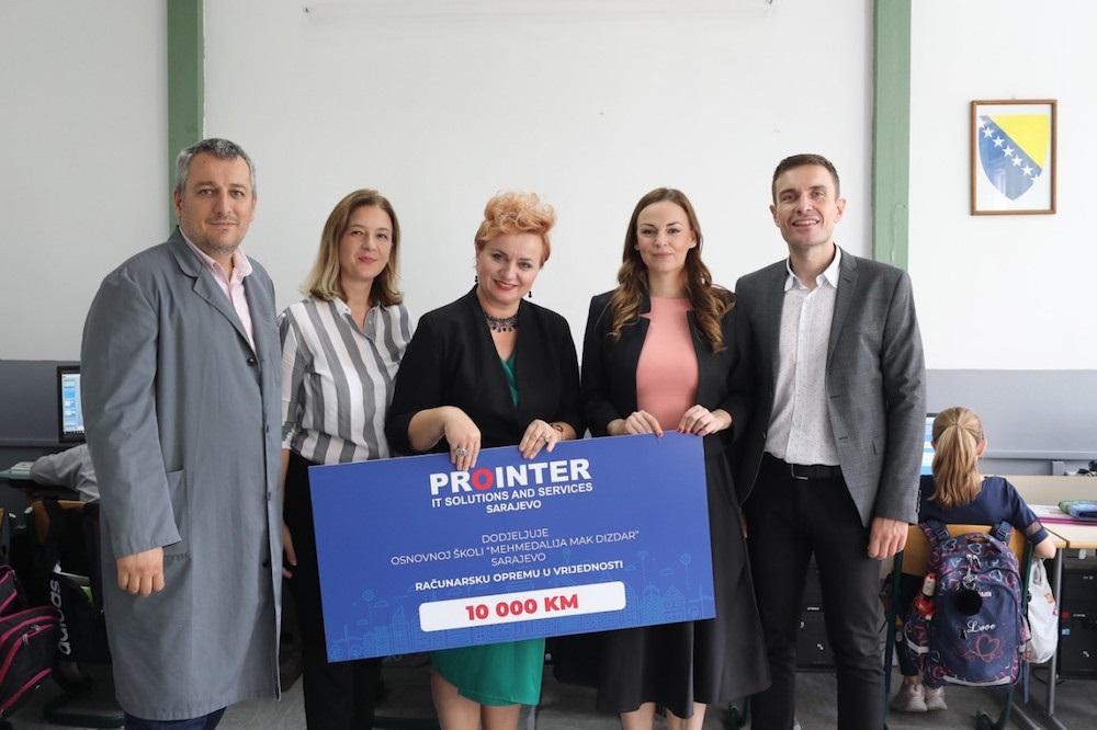 Prointer osnovao IT kompaniju u Sarajevu