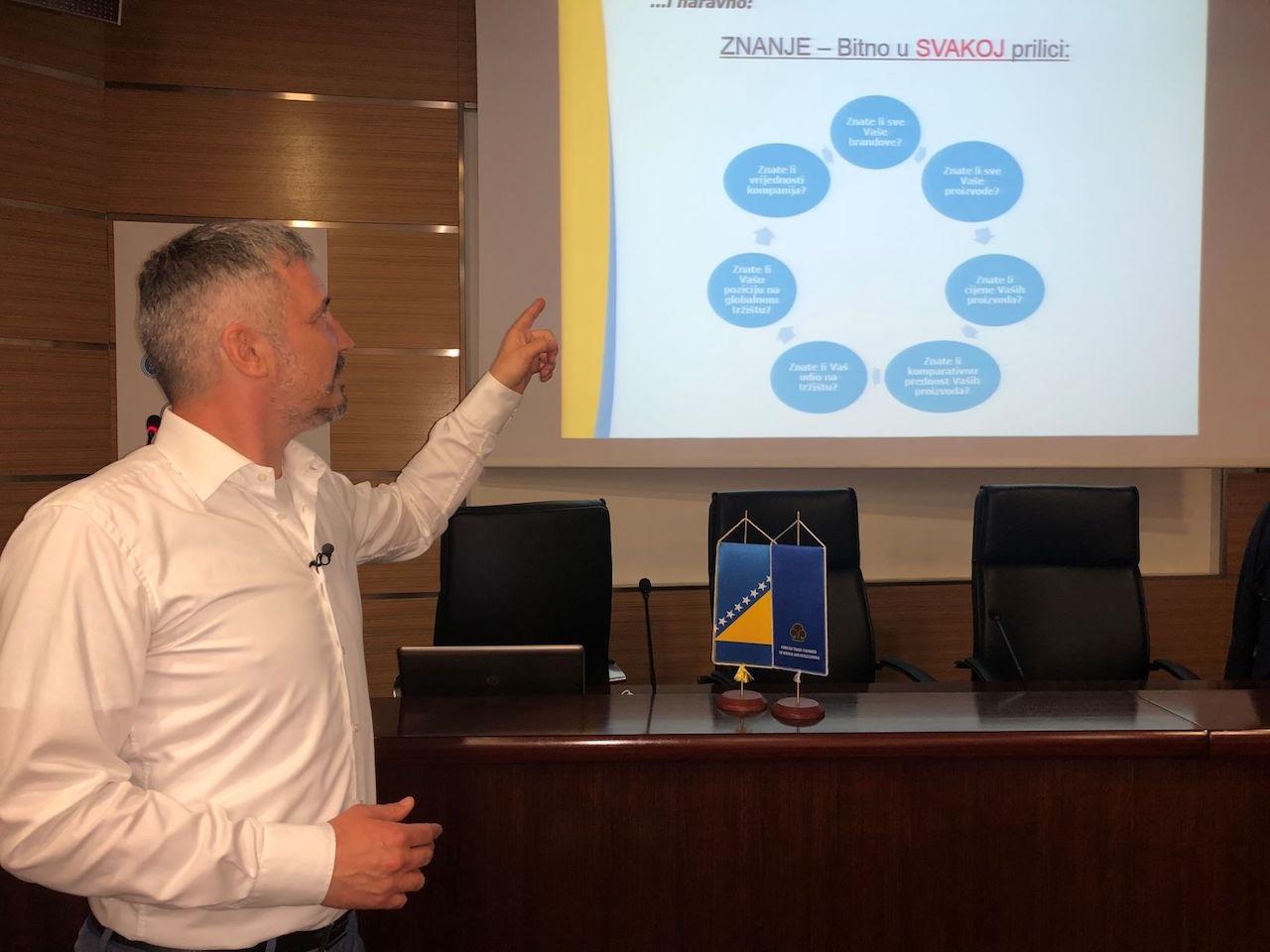 Emir Ganibegović: Probudimo se! BiH još uvijek nema ozbiljne prodajne edukatore sa dobrim iskustvom