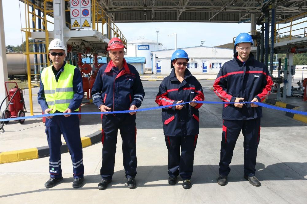 Završena prva faza modernizacije Holdina postrojenja Podlugovi
