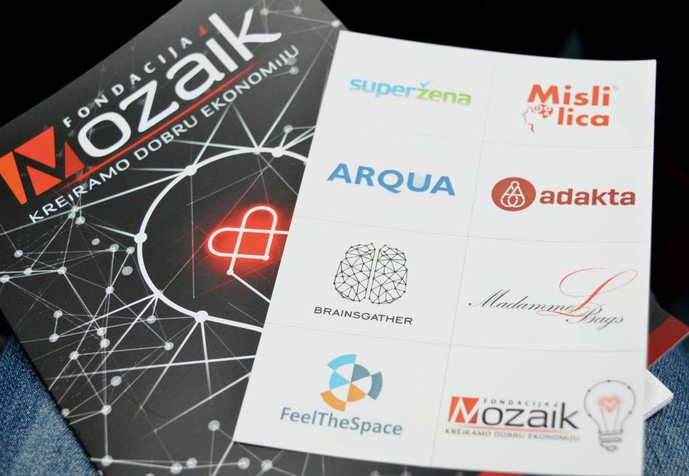 Šest najboljih društvenih biznisa Mozaik inkubatora dobilo investicije
