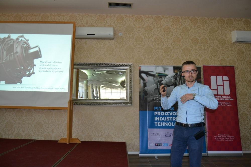 PIT Krajina 2018 u Bihaću okupila proizvodni sektor