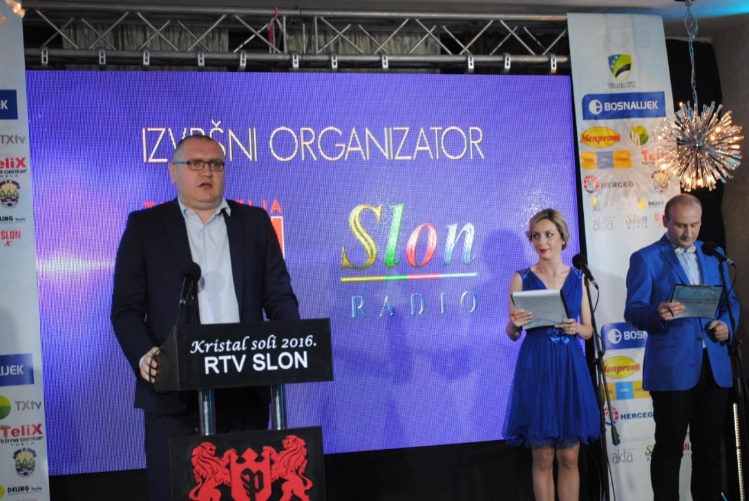 Dario Nikolić, direktor kompanije Bingo d.o.o. Tuzla