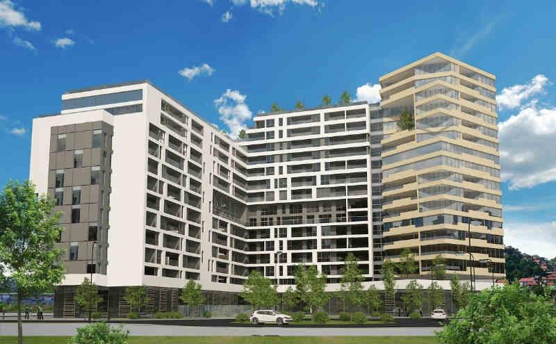 Izgradnja stambeno – poslovnog objekta 'Dijamant'